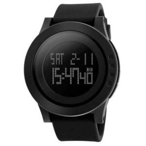 Relógio Masculino Digital Skmei Preto Resistente à Água | R$73