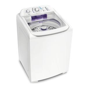 Lavadora Branca Electrolux com Dispenser Autolimpante e Tecnologia Jet&Clean (LPR13) - R$1234
