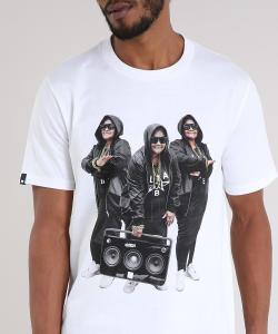Camiseta Masculina Lab Senhora R$20