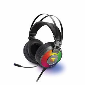 Headset Gamer Rgb G Pro H3, Fortrek, Microfones - Cinza USB | R$94
