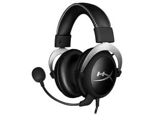 Headset Gamer HyperX Cloud - Silver - R$ 298