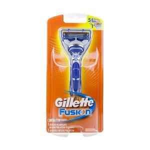 Aparelho De Barbear Recarregável Gillette Fusion - R$20