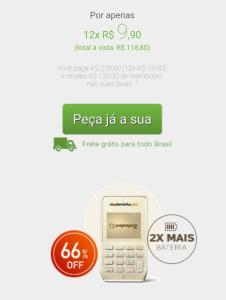 Moderninha Plus - R$239 [Haverá reembolso R$120 nas taxas]