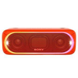 Caixa de Som Sony  SRS-XB30 Vermelho 30W - R$499
