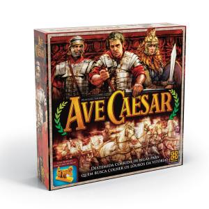 Jogo Ave Caesar - R$99