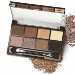 Paleta de Sombras Nude True Color 8 em 1 5,92G da Avon - R$30