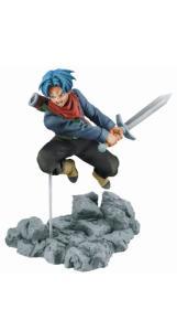 Action Figure Colecionável - Trunks - Dragon Ball Super Soul X Soul Figure - R$110