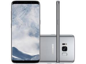 Smartphone Samsung Galaxy S8 64GB Prata - R$2.184