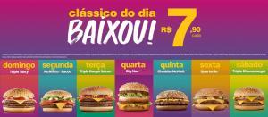 McDonald's Clássico do dia
