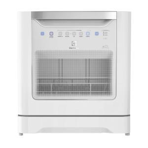 Lava-Louças Electrolux 8 Serviços Branca (LE08B) - R$1627