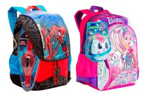 10% OFF em Kits Escolares na Sestini