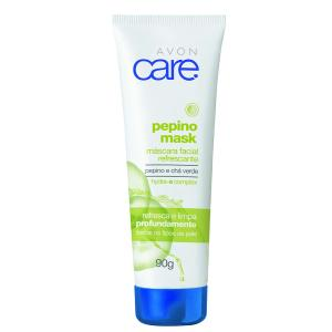 Máscara Facial Refrescante Avon Care Pepino | R$5