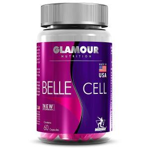 Multivitamínico Belle Cell Glamour 60 Caps - R$23