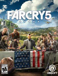 FAR CRY 5 - PC 70% OFF (Ubisoft)