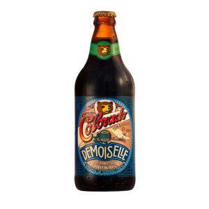 Cerveja Colorado Demoiselle 600ml   R$8