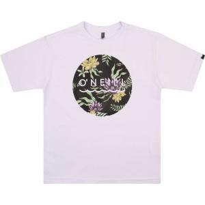 Camiseta Infantil O'Neill Summer Flowers Lilás - R$17
