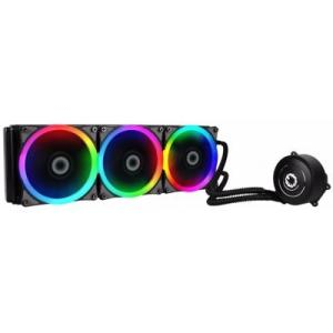 WATERCOOLER GAMEMAX ICEBERG 360 SUPORTA INTEL LGA 1150/1151/1155/1156/1366/2011/2011-V3 AMD AM2/AM3/AM4/FM1/FM2
