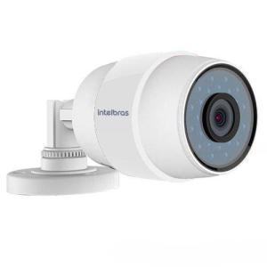 Câmera de Segurança HD Sem Fio Intelbras Wifi Mibo iC5 IP66 - Audio e Micro SD por R$ 417