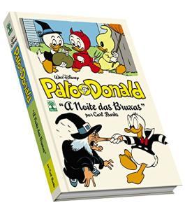 HQ | Pato Donald por Carl Barks. A Noite das Bruxas | R$23