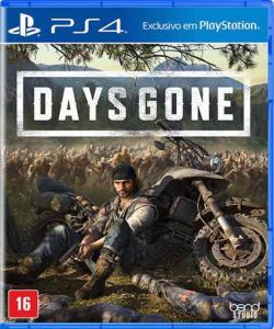 Game Days Gone - PS4 [Ganhe 50 reais de volta pelo Ame]