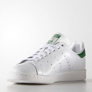 Tênis Stan Smith - Branco & Verde | R$159