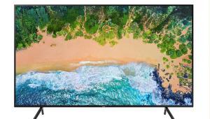 "Smart TV NU7100 49"" UHD 4K, Visual Livre de Cabos, HDR Premium, Tizen, 3HDMI 2USB   R$1.999"