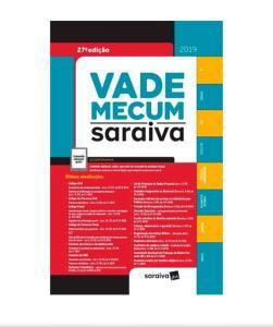 Vade Mecum Saraiva 2019 (receba R$ 48 com AME)