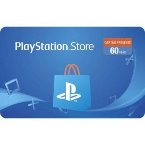Gift Card PSN 60