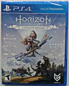 Jogo Horizon Zero Dawn - Complete Edition - PS4 (Mídia física) - R$76