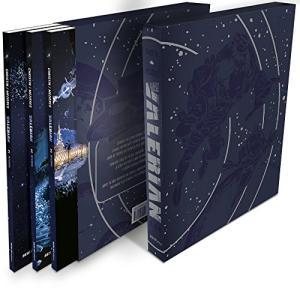 HQ | Caixa Valerian - Volume 1,2 e 3  -