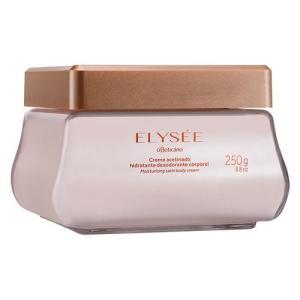 Elysée Creme Acetinado Hidratante Desodorante, 250ml | R$63