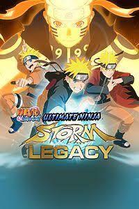 Jogo NARUTO SHIPPUDEN: Ultimate Ninja STORM Legacy - Xbox one
