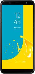 "Smartphone Samsung Galaxy J8 Preto Tela 6.0"" Android 8.0, Câmera 16Mp + 5 MP F1.9, 64Gb"