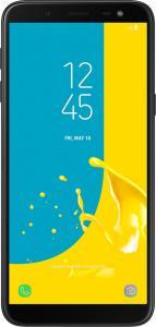 "Smartphone Samsung Galaxy J6 TV Preto Tela 5.6"" Android 8.0, Câmera 13Mp F1.9, 32Gb - R$703"