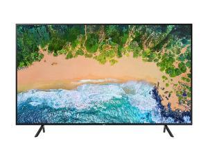 "Smart TV NU7100 49"" UHD 4K, Visual Livre de Cabos, HDR Premium, Tizen, 3HDMI 2USB - R$1999"