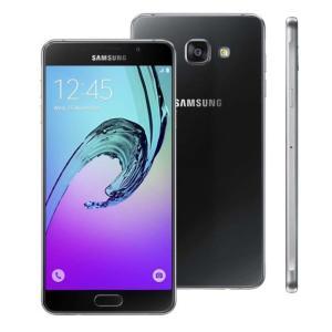 Samsung Galaxy A7 2016 duos SM-A710M PRETO R$999