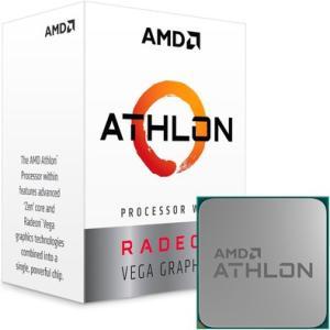 Processador AMD Athlon 200GE, Cache 5MB, 3.2GHz, AM4 - R$220