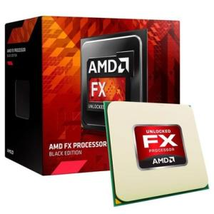 Processador AMD FX 8300 Black, Cache 16MB, 3.3GHz (4.2GHz Max Turbo), AM3+