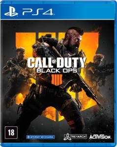 Call Of Duty Black Ops 4 - PS4 - Com cartão de crédito
