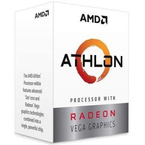Processador AMD Athlon 240GE, Cache 5MB, 3.5GHz, AM4