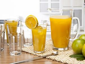 Conjunto para Suco em Vidro 7 Peças Ruvolo - Glass Company Max - R$66