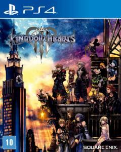 [Cartão Saraiva] Kingdom Hearts 3 - PS4
