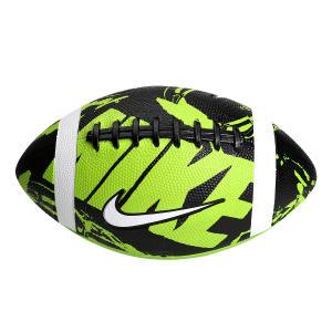 Bola de Futebol Americano Nike Spin 3.0 FB 9 Official - Verde | R$48