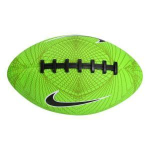 Bola de Futebol Americano Nike 500 Mini 4.0 FB 5 - Tamanho 3 - Verde - R$38