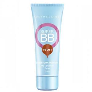 Base Facial Maybelline Super BB 10 Em 1 Escura FPS15 30ml | R$13