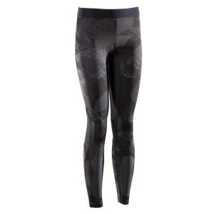 Legging Feminina Crossfit preta - linha 500 - R$