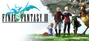 Final Fantasy III - R$15 ( 50% OFF na Steam )