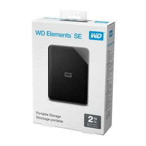 HD Externo Portátil 2TB USB 3.0 Western Digital WDBEPK0020BBK - R$314
