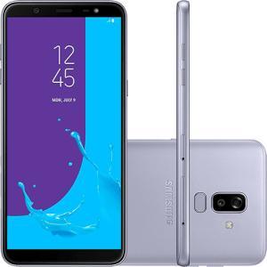 Cartão Americanas  Smartphone Samsung Galaxy J8 64GB Dual Chip Android 8.0  Tela 6