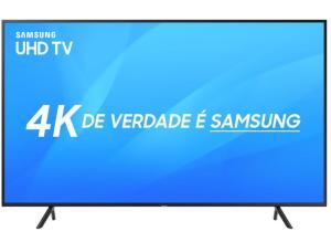 "Smart TV LED 49"" UHD 4K Samsung 49NU7100 - R$1979"